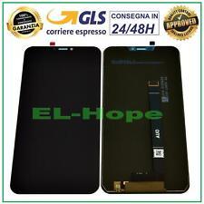 DISPLAY LCD ASUS ZENFONE 5 ZE620KL X00QD X00QSA Z01-RD TOUCH SCREEN VETRO NERO