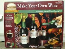 New listing New Lakeview Valley Farms Make Your Own Merlot Wine Kit 61079