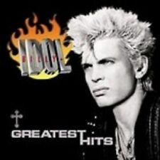 "BILLY IDOL "" GREATEST HITS"" CD NEUWARE"