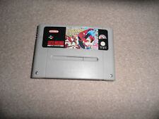 Nintendo SNES 3+ Action & Adventure Video Games