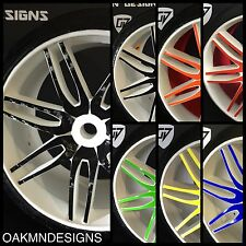 NEW 1:5 GRP TOURING CAR VINYL WRAPPING FOR (4) SETS GWH02-S1 OR GWH02-P1 WHEELS