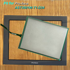 for Pro-face AST3501W-T1-D24 Touch Screen Glass with Protective Film