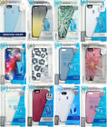 New Speck CandyShell Grip inked Clear iPhone 6 /6S Case Cover Shell Bumper Skin