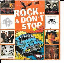 DVD PROMO 8 TITRES--ROCK...& DON'T STOP--2003