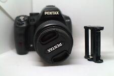 *Exc Pentax K-50 16.3MP Digital SLR Camera - Black (Kit w/ DAL 18-55mm Lens)