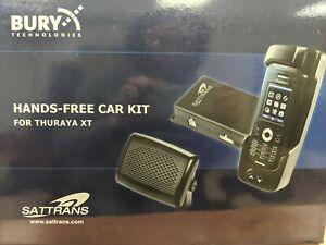 SAT-VDA Hands-Free Car Kit for Thuraya XT