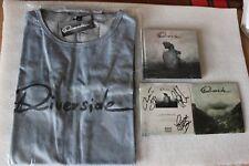RIVERSIDE - WASTELAND MEDIABOOK + CD SINGIEL Vale Of Tears SIGNED + 2 T-SHIRTS