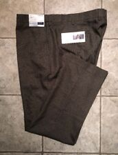 BRAGGI * Mens Gray Casual Pants * Size 44 x 32 * NEW WITH TAGS