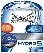 Wilkinson Sword Hydro 5 Razor Blades - 8 Pack Genuine