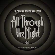 IMPERIAL STATE ELECTRIC - ALL THROUGH THE NIGHT   CD NEW!