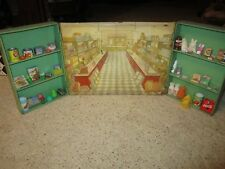 Wolverine 30's/40'sTin Toy The Corner Grocer With Product!!