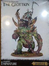 Warhammer Age of Sigmar Nurgle Rotbringers Maggotkin of Nurgle The Glottkin BNIB