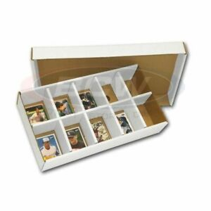BCW Sorting Tray Storage Box for Sport and Gaming Cards