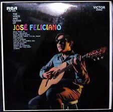 THE VOICE AND GUITAR OF JOSE FELICIANO - VINYL LP AUSTRALIA