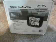 """Magellan RoadMate 2000 Gps 3.5"""" Lcd Touch Screen Pre-Loaded Maps 48 Us States"""