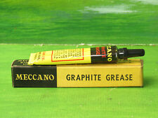 An unused tube of Meccano Graphite Grease ideal for clockwork mechanisms