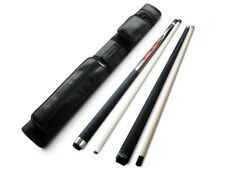 Champion Spider Pool Cue Stick, Jump and Break cue,2X2 Black Case, 2 Pool Glove