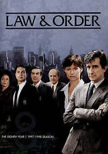 Law & Order: The Eighth Year New DVD! Ships Fast!