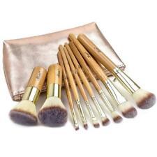 Matto Makeup Brushes 9-Piece Makeup Brush Set Foundation Brush With Travel Makeu