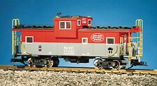 USA Trains 12108 G Scale New York Central Extended Vision Caboose gray/red