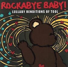 Lullaby Renditions of Tool by Rockabye Baby! (CD, Sep-2006) NO FRONT COVER