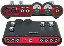 LINE 6 UX2 Toneport POD Studio interfaccia audio Scheda audio USB BUS Alimentato