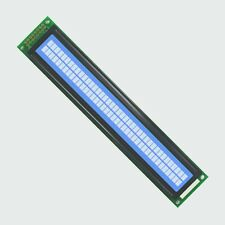 40X2 402 4002 Character LCD Module Display Screen LCM (White on Blue)