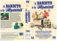 """Il bandito e la """"madama"""" (1977) VHS CIC Video 1a Ed. - Burt Reynolds"""