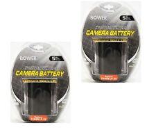 TWO 2X Batteries LP-E6 for Canon SLR EOS 5D Mark II III EOS 7D Mark I 60D 70D