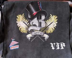 BRITNEY SPEARS * CIRCUS TOUR VIP BAG & GOODIES w/ PROGRAMME & MASK * 2009 * HTF!
