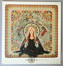Stevie Nicks 2001 Trouble in Shangri-La Promo lithograph Poster Rare!