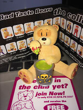Bad Taste Bear / Bears Collectors Figurine - Sid (Retired)