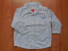 'Esprit' baby boy cotton shirt  size 00 Fits 6m AS NEW