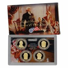 2009 US Presidential $1 Coin Proof Set