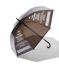 Neighborhood Racists Umbrella / Neighborhood Japan / Sold Out NBHD