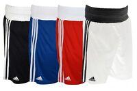 Adidas Boxing Shorts Base Punch Climalite White Blue Red Black XXS-XXL Mens