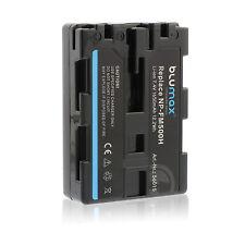 Batterie pour Sony np-fm500h | 56015 | DSLR-Alpha 500 580 850 900 slt-a58 65 77 99