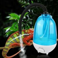 3L Amphibiens et Reptile Humidifier Reptile Fogger Tube Extension pour Terr T6J8