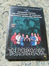 Homeland Defense Series Ii Dvd Tactics Psychology Of Conflict Magnificent Seven