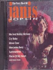 Janis Joplin-The Very Best Of Minidisc album
