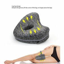 Knee Support Cushion Memory Foam Leg Positioner Orthopedic Hip Sciatica Pillows