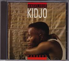 Angelique Kidjo - Parakou - CD (Island 848 219-2  1990 South Africa)