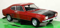 Nex 1/24 Scale - 1969 Ford Capri MK1 In Red / Black Bonnet Diecast model car