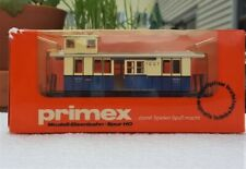 Primex  Tin Post Train Car- Bahnpostwagen 4021