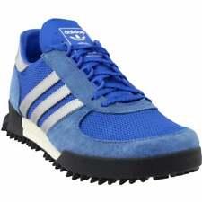 adidas Marathon Trainer  Blue - Mens - Size 5 D
