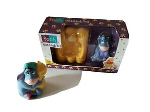 MATTEL POOH BATHTUB PAL #66672 FLOATS AND SQUIRTS WATER, WITH EXTRA SQUIRT TOY