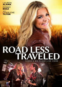 ROAD LESS TRAVELED DVD - DVD - Free Shipping. - New