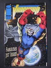 Vanguard N°1 Image Comics 1993 en Anglais