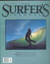 The Surfer'S Journal Magazine Fall 2002 Vol.11 Number 4 Sumba's Nihiwatu