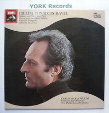SXLP 30198 - RAVEL - Daphnis & Chloe GIULILI PO / NPO - Excellent Con LP Record